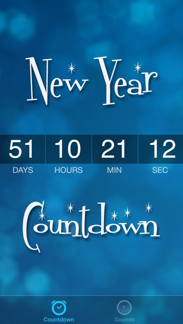 New Year Countdown! screenshot 1