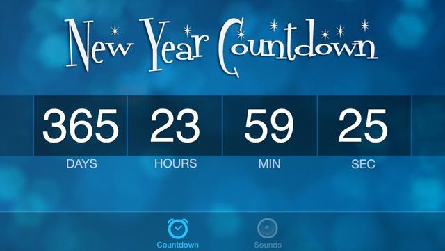 New Year Countdown! screenshot 5