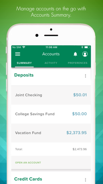 Central Bank - Mobile screenshot 11