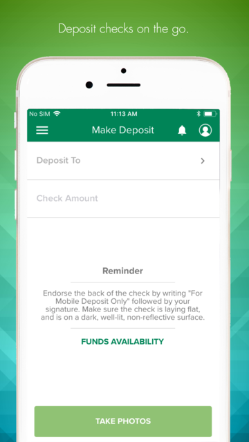Central Bank - Mobile screenshot 14