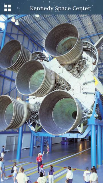 Kennedy Space Center Virtual Tour Guide screenshot 2