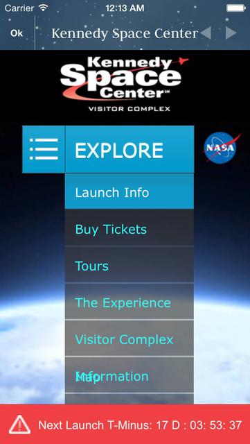 Kennedy Space Center Virtual Tour Guide screenshot 3