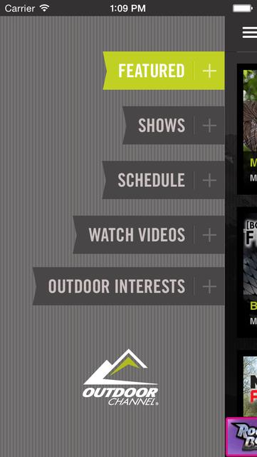 Outdoor screenshot 2