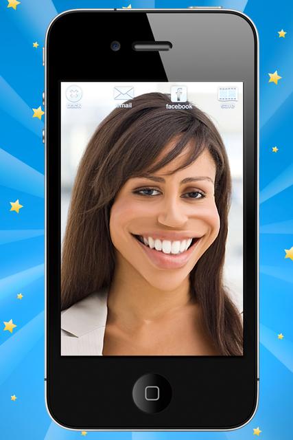 Squeeze it: Face Deformer screenshot 4