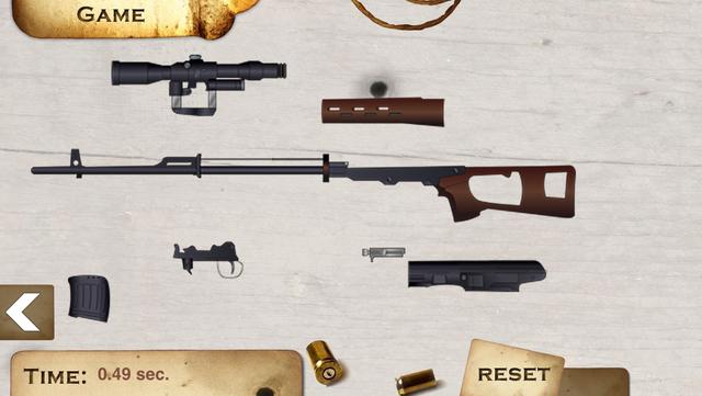 Gun Center - Gun Builder Games screenshot 2