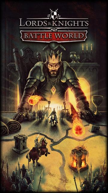 Lords & Knights - Mobile Kings screenshot 7