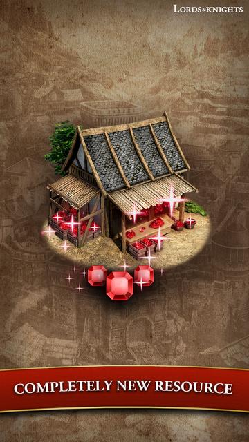 Lords & Knights - Mobile Kings screenshot 12
