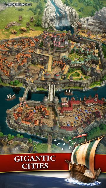 Lords & Knights - Mobile Kings screenshot 23
