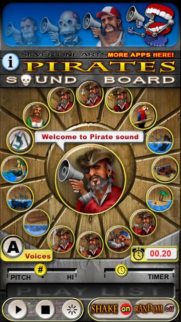 Pirate Sound Board screenshot 6