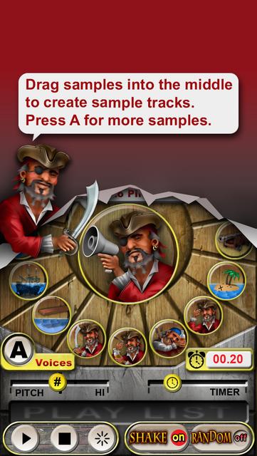 Pirate Sound Board screenshot 8
