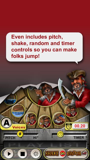 Pirate Sound Board screenshot 9