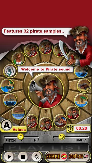 Pirate Sound Board screenshot 10