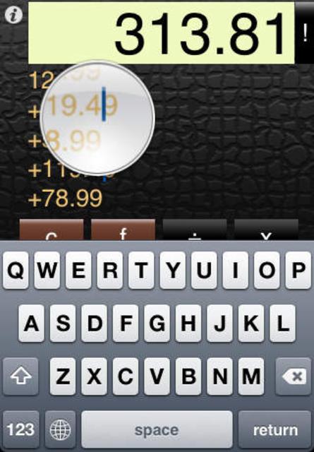 Calc Pro Free screenshot 3