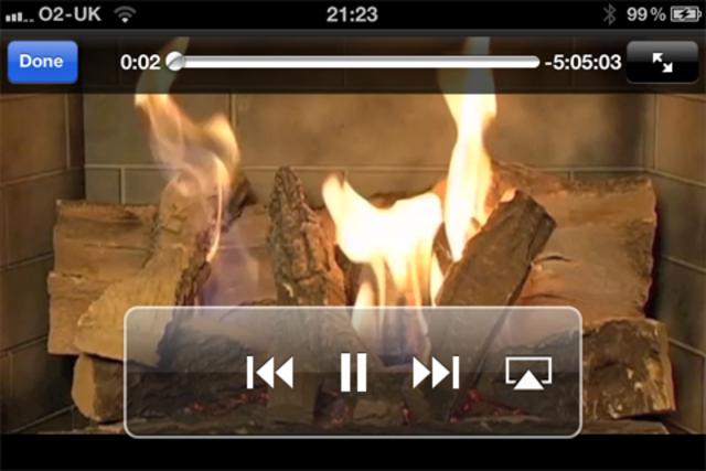 Fire for Apple TV screenshot 3
