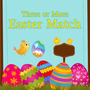 Icon for Three or More: Easter Match