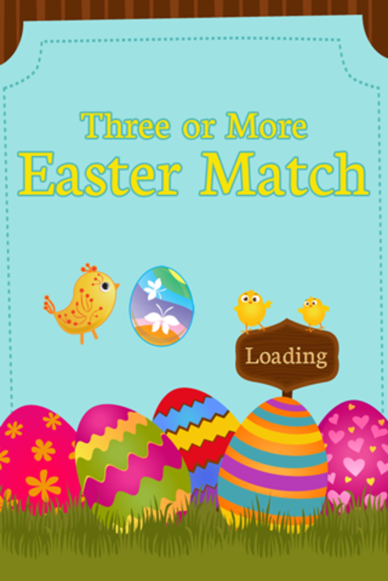 Three or More: Easter Match screenshot 3