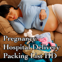 Icon for Pregnancy Hospital Delivery Packing List HD