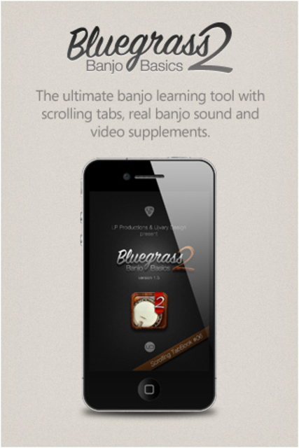 Bluegrass Banjo Basics 2. screenshot 1