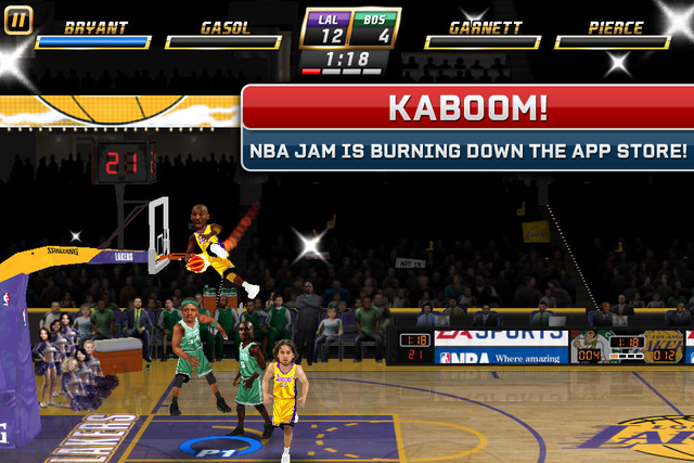 About Nba Jam By Ea Sports Lite Ios App Store Version Nba Jam By Ea Sports Lite Ios App Store Apptopia