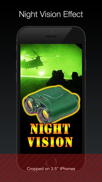 Night Vision Camera - Capture Stunning Pics in Low Light screenshot 1