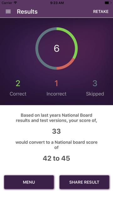 AndyRDH Board Review for NBDHE screenshot 4