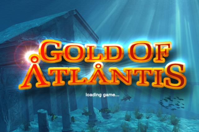 Gold of Atlantis HD screenshot 1
