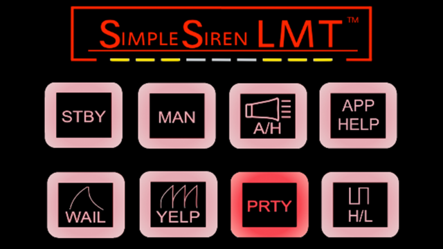 SimpleSirens LMT screenshot 4