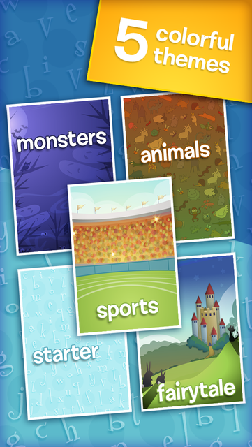 Shake-a-Phrase: Fun With Words and Sentences screenshot 3