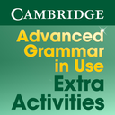 Icon for Advanced Grammar in Use Activities