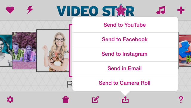 About Video Star Ios App Store Version Video Star Ios App