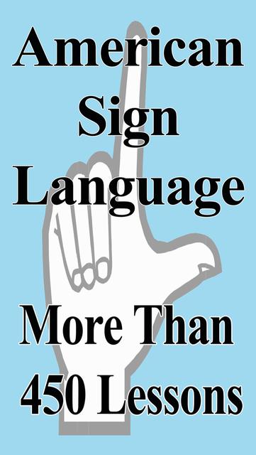 American Sign Language. screenshot 1