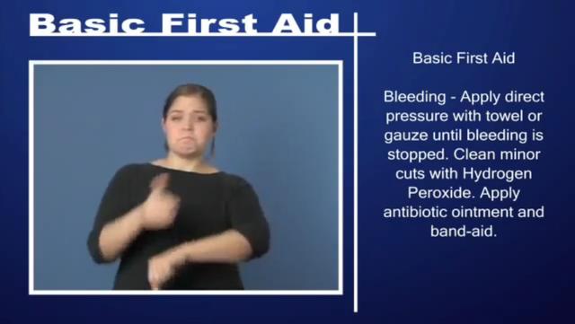 American Sign Language. screenshot 3