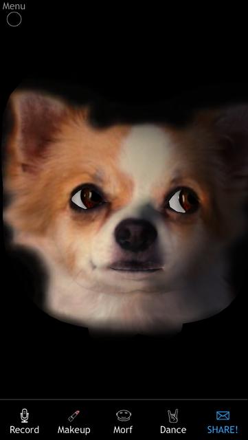 Morfo 3D Face Booth screenshot 3