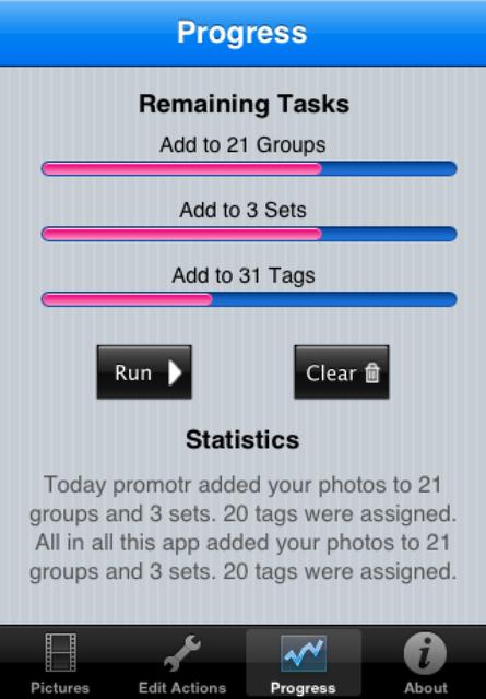 promotr screenshot 4