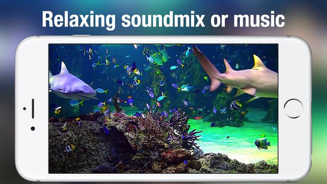 Aquarium Live HD + screenshot 5