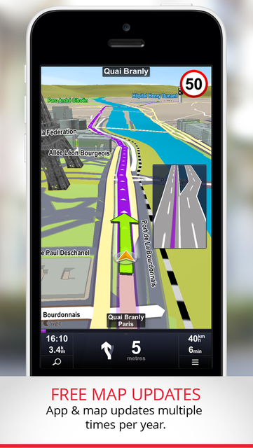 Sygic Polska: GPS Nawigacja