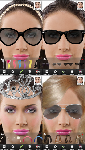 Makeup Touch screenshot 3