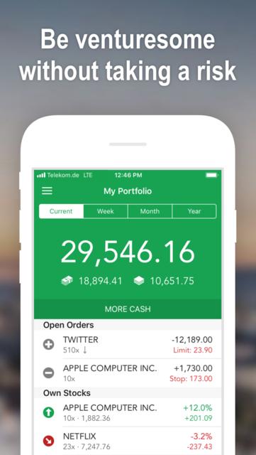 Best Brokers Stock Market Game screenshot 8