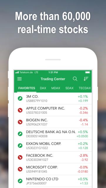 Best Brokers Stock Market Game screenshot 9