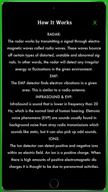 Ghost Detector Scare Prank! screenshot 4