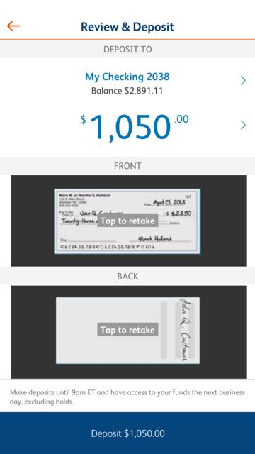 SunTrust Mobile App screenshot 5