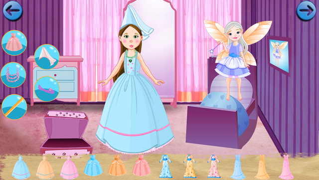 A Princess Tale For Toddlers screenshot 2