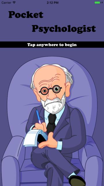 Pocket Psychologist screenshot 3