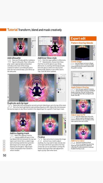 Advanced Photoshop Monthly screenshot 6