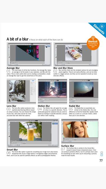 Advanced Photoshop Monthly screenshot 10