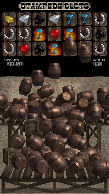 Dynamite Powder Keg Slots HD screenshot 1