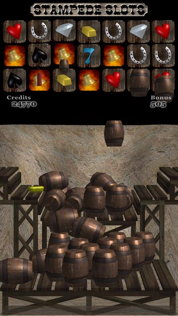 Dynamite Powder Keg Slots HD screenshot 3