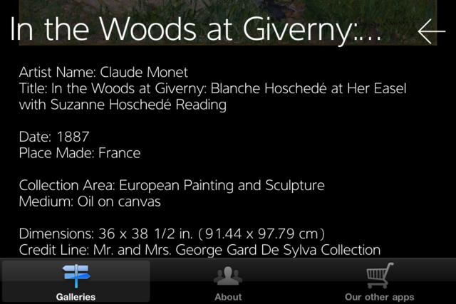 Art Museum Free screenshot 4