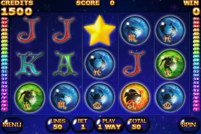 Zodiac Stars HD screenshot 2