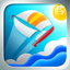 Addictive boat racing game with inapps
